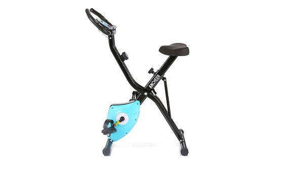 ANCHEER Exercise Folding Bike