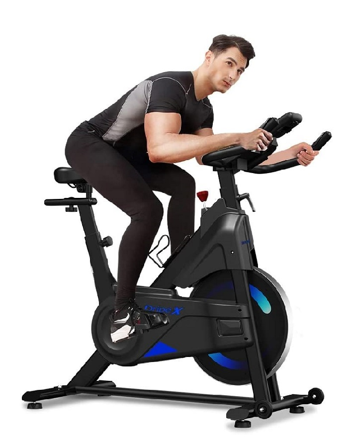 Dripex Magnetic Resistance Indoor Exercise Bike