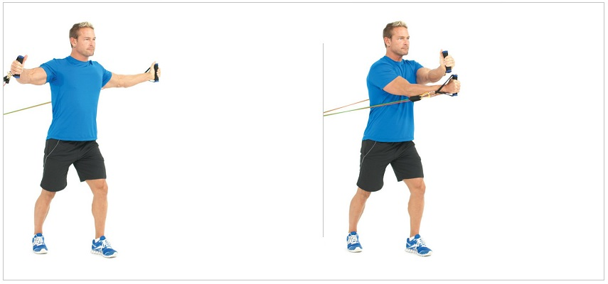 crossover-chest-fly resistance band
