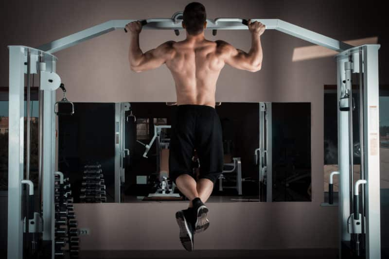 normal pull up