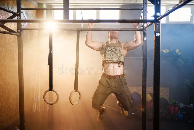 weighted vest pull ups