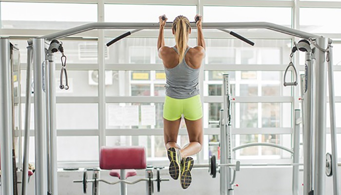 neutral grip pull up benefits