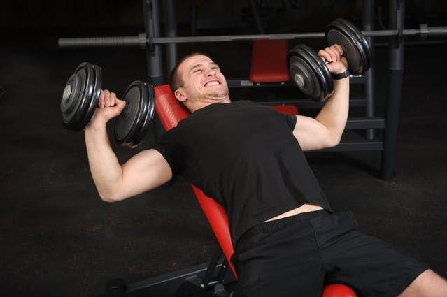 Incline Dumbbell Bench-Press